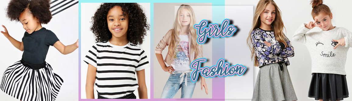Girls Fashion Banner